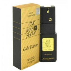 Buy Bogart One Man Show Gold Edition Eau De Toilette - Nykaa