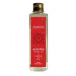 Buy Ananda Grounding Body Oil - Nykaa