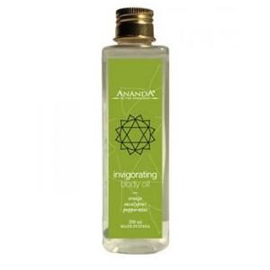 Buy Ananda Invigorating Body Oil  - Nykaa