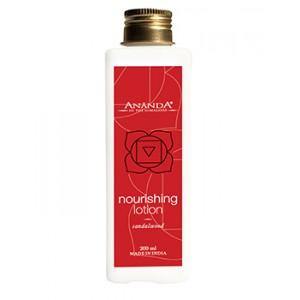 Buy Ananda Nourishing Sandalwood Lotion - Nykaa