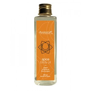 Buy Ananda Spice Body Oil - Nykaa
