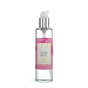 Buy Ananda Wild Rose Body Oil - Nykaa