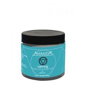 Buy Ananda Wild Rose Salt Scrub / Bath Salt - Nykaa