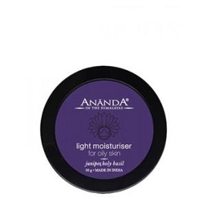 Buy Ananda Facial Moisturiser For Oily Skin - Nykaa