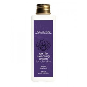 Buy Ananda Facial Cleansing Cream For Oily Skin - Nykaa
