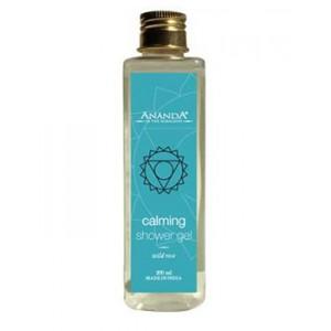 Buy Herbal Ananda Calming Wild Rose Shower Gel - Nykaa