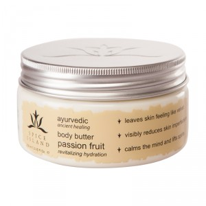 Buy Herbal Spice Island Passion Fruit Body Butter - Nykaa