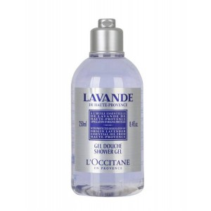 Buy L'Occitane Lavender Organic Shower Gel - Nykaa