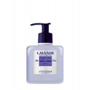 Buy L'Occitane Lavender Cleansing Hand Wash - Nykaa