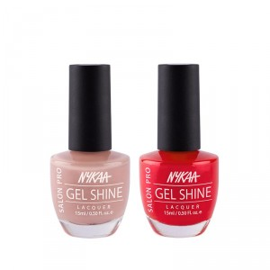 Buy Nykaa Love With Sand Nail Enamel Combo - Nykaa