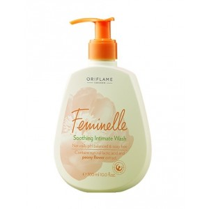 Buy Oriflame Feminelle Soothing Intimate Wash - Nykaa