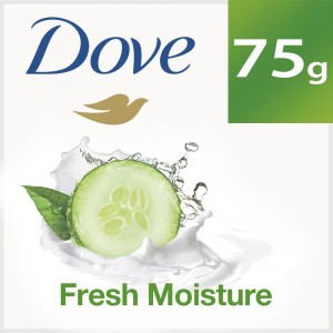 Buy Dove Fresh Moisture Bar - Nykaa
