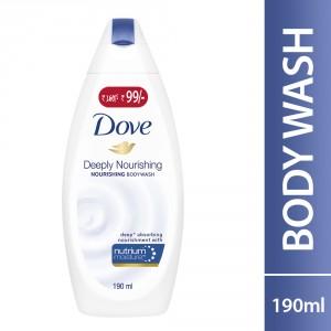 Buy Dove Deeply Nourishing Body Wash (Rs. 61/- Off) - Nykaa