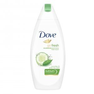 Buy Dove Go Fresh Nourishing Body Wash 190 ml - Nykaa