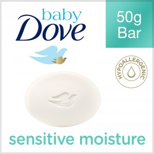 Buy Dove Baby Bar Sensitive Moisture - Nykaa