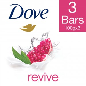 Buy Dove Go Fresh Revive Beauty Bar - Rs. 10 Off (Pack of 3) - Nykaa