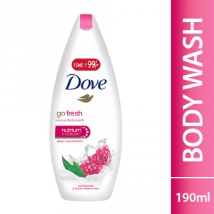 Buy Dove Go Fresh Revive Bodywash Now at Rs. 99/- (Off Rs.61) - Nykaa