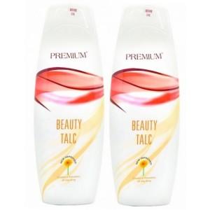 Buy Park Avenue Premium Beauty Talc + Free Regular Beauty Talc   - Nykaa