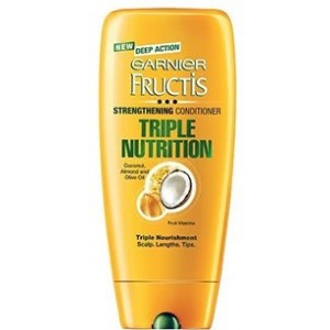 Buy Garnier Fructis Triple Nutrition Conditioner - Nykaa