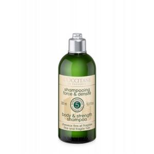 Buy L'Occitane Aromachologie Body & Strength Shampoo - Nykaa