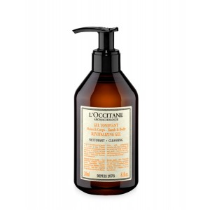 Buy L'Occitane Aromachologie Revitalizing Shower Gel - Nykaa