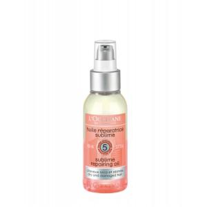 Buy L'Occitane Aromachologie Repairing Sublime Repairing Oil - Nykaa