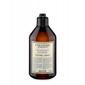 Buy L'Occitane Aromachologie Relaxing Bath Oil - Nykaa