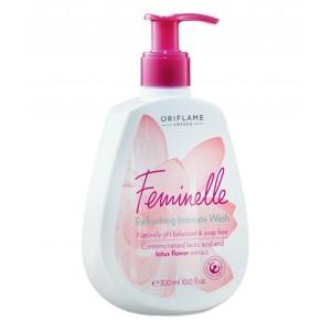 Buy Oriflame Feminelle Refreshing Intimate Wash - Nykaa