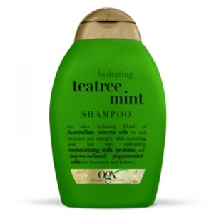 Buy Organix Tea Tree Mint Shampoo - Nykaa