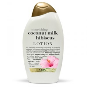Buy Organix Nourishing Coconut Milk Hibiscus Body Lotion - Nykaa