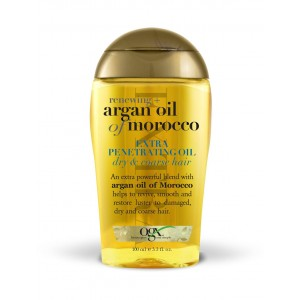Buy Organix Moroccan Extra Strength Penetrating Oil - Nykaa