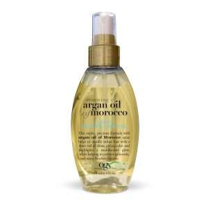Buy Organix Moroccan Argan Oil Weightless Healing Oil Spray - Nykaa