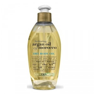 Buy Organix Hydrating Moroccan Argan Oil -  Dry Body Oil - Nykaa