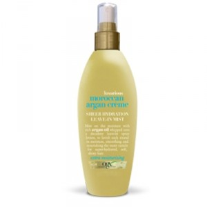Buy Organix Luxurious Moroccan Argan Creme Sheer  Hydration Leave In Mist - Nykaa