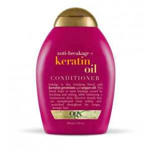 Buy Organix Anti-Breakage Keratin Oil Conditioner - Nykaa