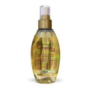 Buy Organix Anti- Breakage Keratin Oil Instant Repair Weightless Healing Oil - Nykaa