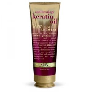 Buy Organix Anti-breakage Keratin Oil 3 Minute Miraculous Recovery - Nykaa