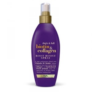 Buy Organix Thick & Full Biotin & Collagen Root Boost Spray - Nykaa