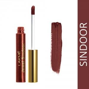 Buy Lakme Jewel Sindoor - Maroon - Nykaa
