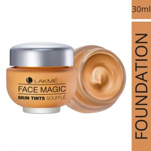 Buy Lakme Face Magic Skin Tints Souffle - Nykaa