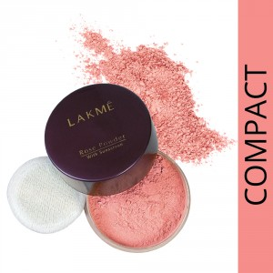 Buy Lakme Pink Rose Powder - Nykaa