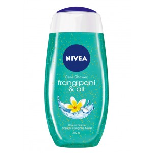 Buy Nivea Frangipani & Oil Shower Gel - Nykaa