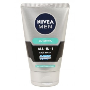 Buy Nivea Men All In One Face Wash  - Nykaa