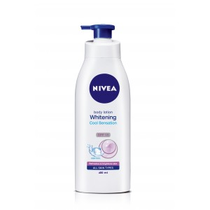 Buy Nivea Whitening Cool Sensation Body Lotion - Nykaa