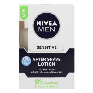 Buy Nivea Sensitive After Shave Lotion - Nykaa