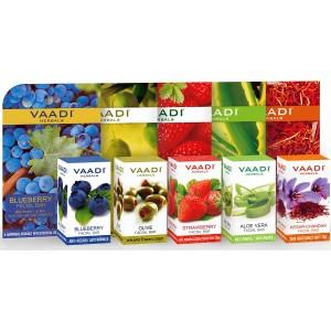Buy Vaadi Herbals Assorted Facial Bar (Pack Of 5) - Nykaa