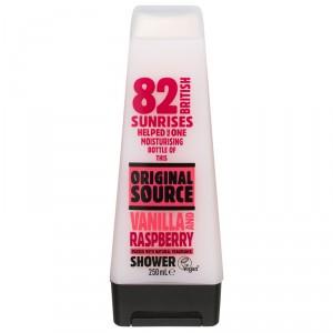 Buy Original Source Vanilla & Raspberry Shower Gel - Nykaa