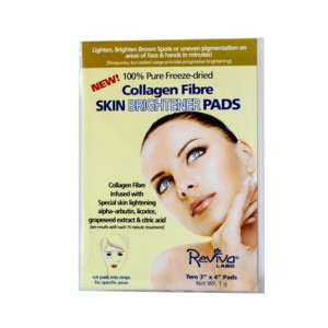 Buy Reviva Collagen Fibre Skin Brightener Pads - Nykaa