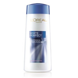 Buy Herbal L'Oreal Paris White Perfect Whitening Moisturising Toner - Nykaa