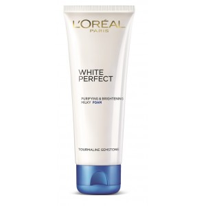Buy L'Oreal Paris White Perfect Facial Milky Foam - Nykaa